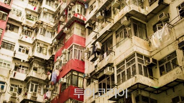 홍콩의 재발견①...아련한 향수 배어있는 '올드센트럴'