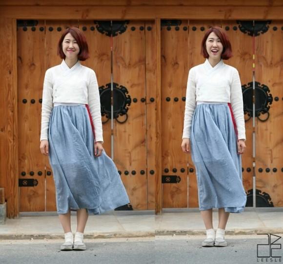 광화문, 홍대, 강남에서 입어도 예쁜 한복···, 52개국에서 찾는 K패션