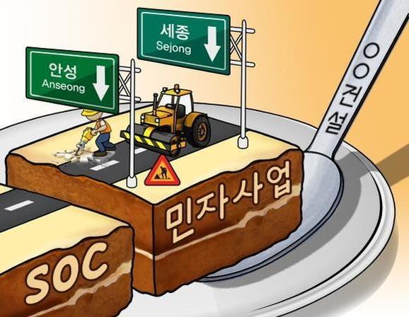 정부는 늘어나는 교통 수요와 부족한 재정 여건을 감안해 민간투자사업을 활성화할 계획이다. / 조선비즈