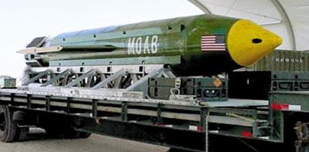 초대형 재래식 폭탄
