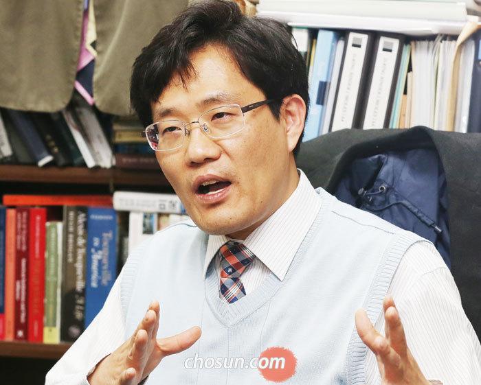 이황직 숙명여대 기초교양대학 교수