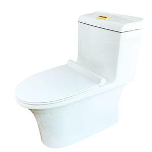 화장실 변기 물을 한 번 내리는데 3L만 드는 초절수 양변기가 오는 7월 국내 시판될 예정이다.