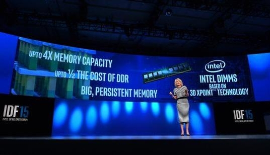 지난해 행사를 끝으로 막을 내린 인텔의 대표적인 개발자 컨퍼런스 'IDF 2015' 행사장 모습./ 조선비즈DB