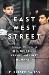 'EAST WEST STREET' 책 사진
