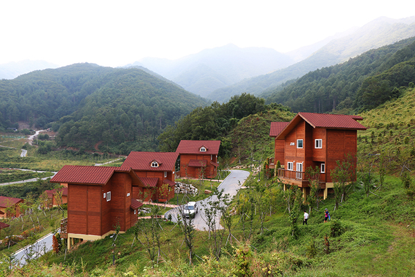 다스림에는 총 3곳의 숙박시설이 위치해 있다.