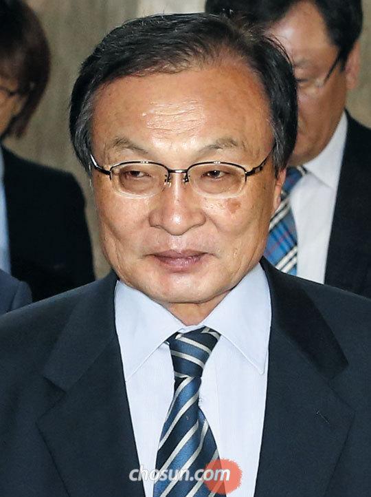 14일 문재인 대통령의 중국 특사에 내정된 더불어민주당 이해찬 의원.