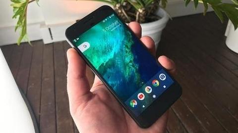 구글의 전략 스마트폰 '픽셀' /조선DB