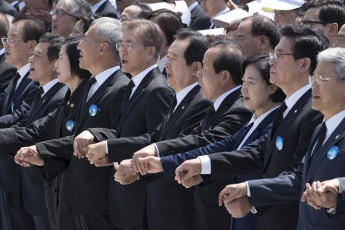 文 대통령, 헌재소장에 진보 성향 김이수 재판관 지명…통진당 해산 사건 당시 유일하게 반대 의견