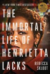 '헨리에타 랙스의 불멸의 삶' 책 사진