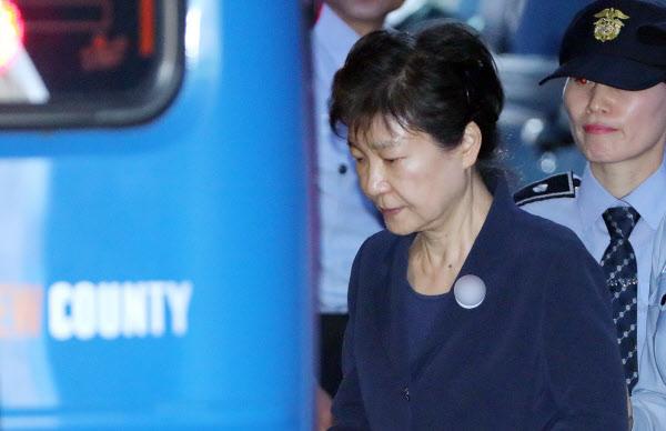박근혜·전두환·노태우 등 전직 대통령 3명이 재판받은 '역사의 법정' 417호는...
