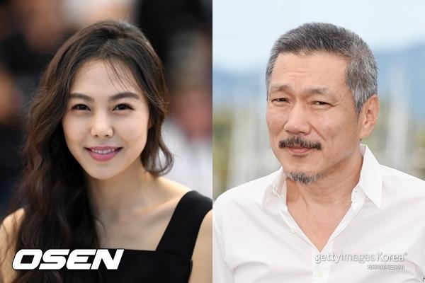 """[Oh!칸 레터] 홍상수·김민희 측 """"사이 공식 인정, 숨길 필요 없었다"""""""