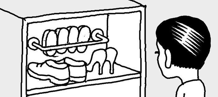 [리빙포인트] 신발장에 아기신발 보관할 땐