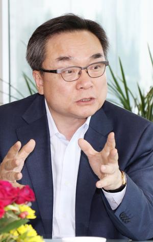 윤영균 한국산림복지진흥원장