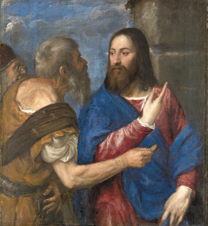 쇼스타코비치의 침대 옆 협탁에는 르네상스 화가 티치아노의 작품 '세금'이 그려진 엽서가 늘 끼워져 있었다. 바리새인들은 신과 황제 중 누구에게 세금을 내야 하느냐고 예수를 놀렸다. 반면 사회주의 작곡가의 고민은 이것이었다. 예술은 인민의 것인가, 예술의 것인가, 아니면 자기 자신의 것인가.