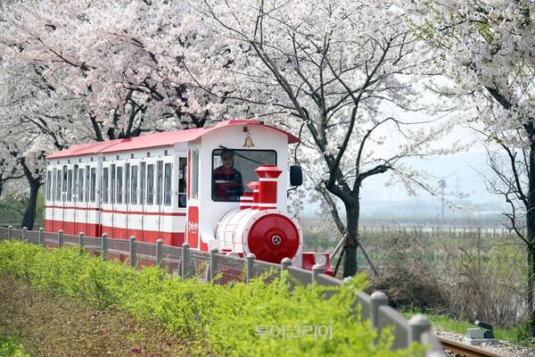 의왕 호수열차