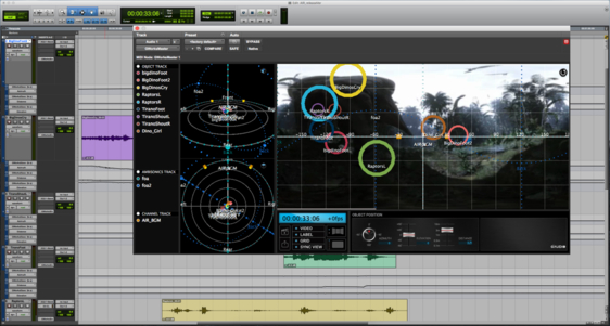 가우디오가 만든 소리 위치를 지정해주는 소프트웨어 가우디오 웍스. /가우디오 제공
