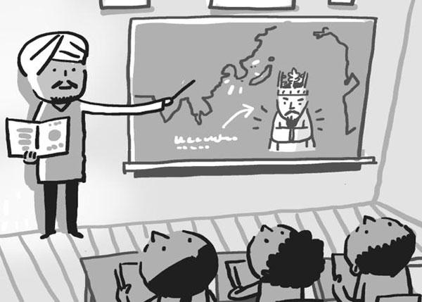 인도 교과서에 '김수로왕 혼인 설화' 실린다