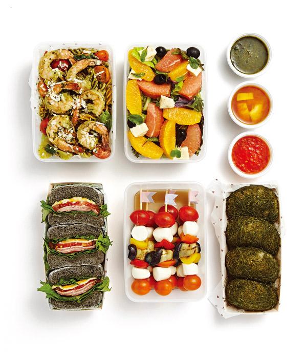 [여성조선] 주문해 먹는 돗자리 음식