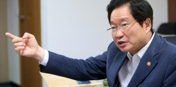 """[비즈 인터뷰] 김영석 前 해수부장관 """"5%밖에 개발 안 된 바다서 성장 동력 찾아야"""""""