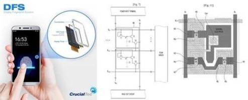 크루셜텍의 DFS 특허 도면 / 크루셜텍 제공