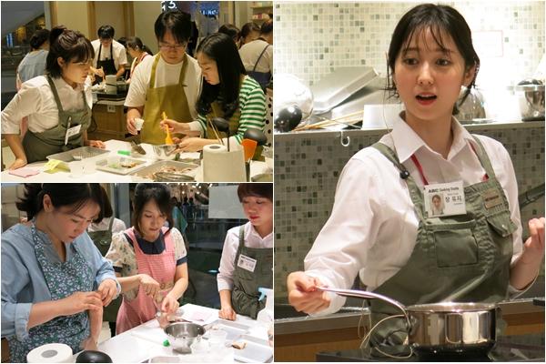 한국서 만드는 일본 현지의 맛 '니가타 향토요리'