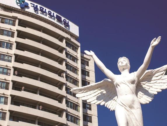 경희대한방병원이 있는 서울 동대문구 경희의료원 전경./경희대한방병원 제공