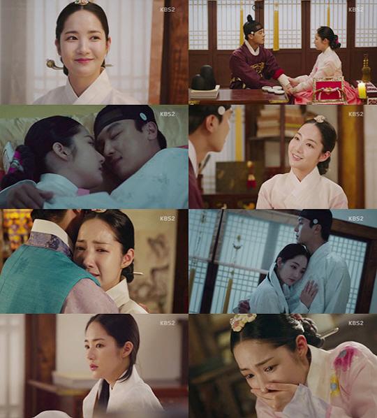 [SC초점] '7일' 박민영♥연우진,너무 아픈 사랑은 사랑이 아니었음을
