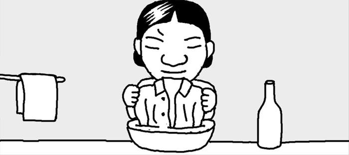 [리빙포인트] 장마철 빨래할 땐 식초 2큰술