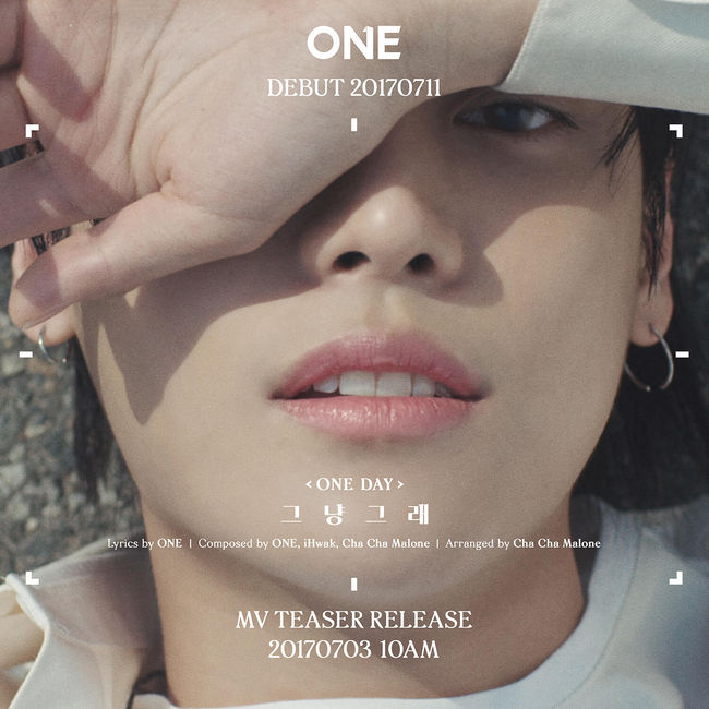 YG 원, 오늘(11일) 데뷔…지드래곤·씨엘 잇는 '스타' 될까