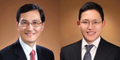 김앤장 박순성(왼쪽), 주학준 변호사/홈페이지 캡처