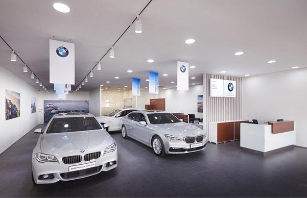 지난 3월 천안에 새로 연 BMW 인증중고차 전시장./BMW코리아 제공