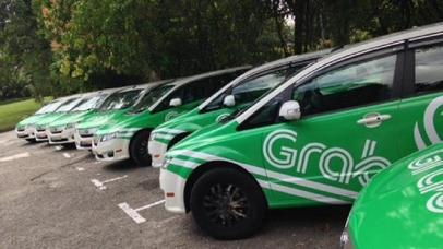 우버(Uber)를 위협하는 싱가포르의 그랩(Grab)/ 스크린 캡처