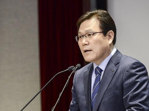 최종구 금융위원장 후보자 / 조선DB