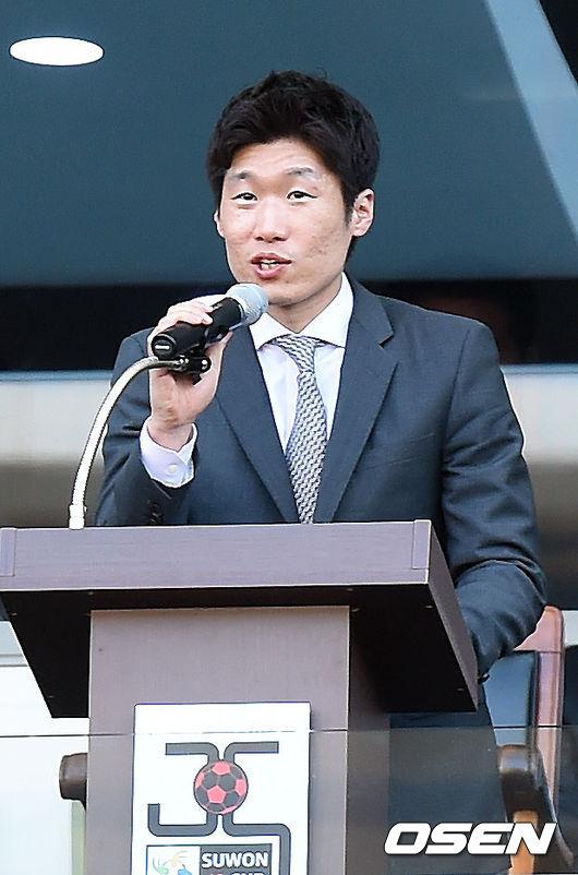 박지성, FIFA 마스터코스 졸업... 축구 행정가 꿈 스타트