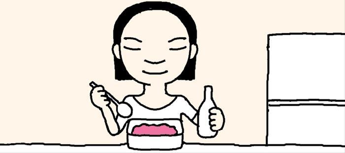 [리빙포인트] 육류 보관할 땐 식용유 발라서