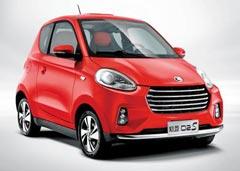이마트에서 판매 예정인 중국 전기차 업체 즈더우의 초소형 전기차'D2'.