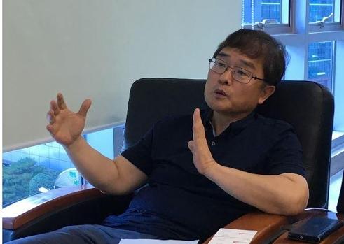신현호 디앤씨미디어 대표/권유정 인턴기자