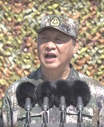 [만물상] 군복 입은 시진핑