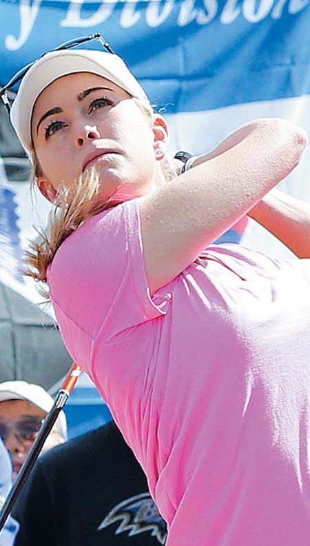 미국 골프의 간판 스타였던 폴라 크리머는 최근 3년간 깊은 슬럼프에 빠져 있다.