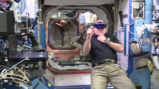 NASA가 공개한 체험공간 '목적지 화성'. / NASA Jet Propulsion Laboratory 유튜브 페이지 캡처