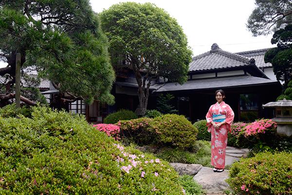 메이지 시대로 떠나는 여행, 요코야마 향토자료관