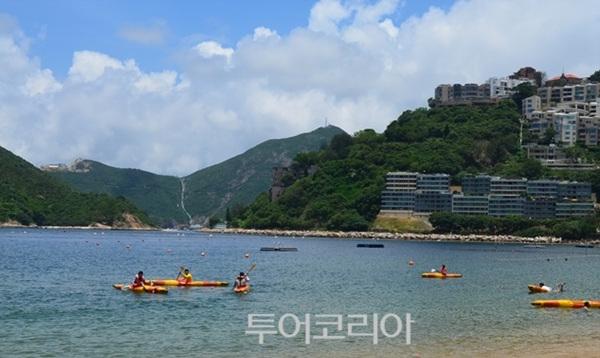 홍콩, 빌딩숲이 다가 아니야! 3색 매력 품은 홍콩 해변 속으로!