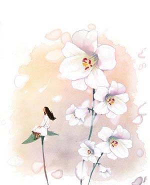 [가슴으로 읽는 동시] 꽃