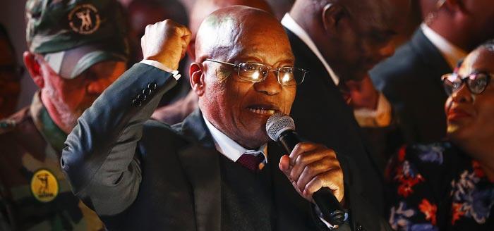 제이컵 주마 남아공 대통령