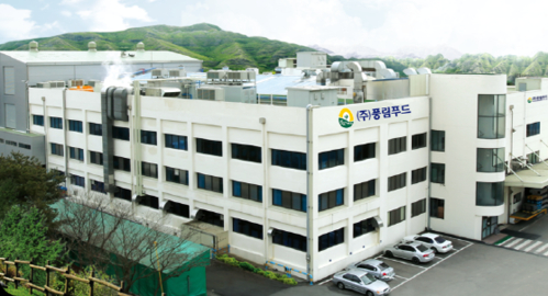충청북도 진천의 풍림푸드 사옥 /홈페이지 캡처