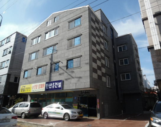 경남 통영시 광도면 죽림리 1580-27번지 근린주택. /지지옥션 제공