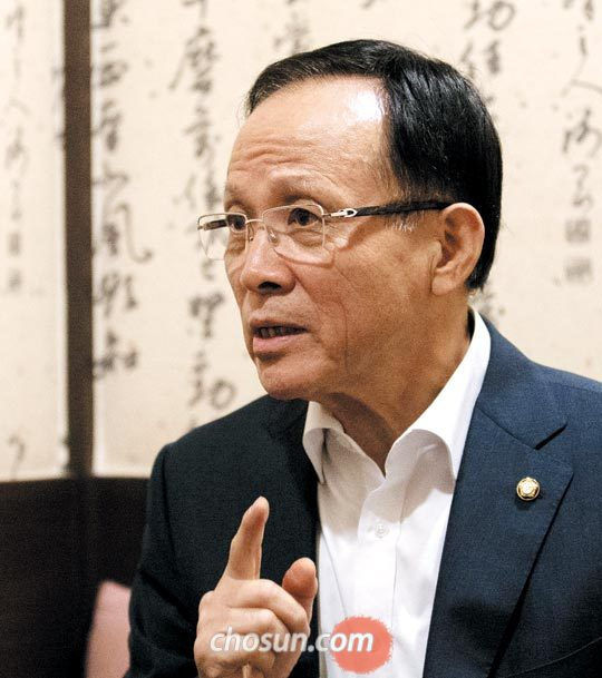 """이수혁 민주당 의원은""""핵 문제에서 우리를 배제한 미·북 간의 접촉이 있게 될 것""""이라고 말했다."""
