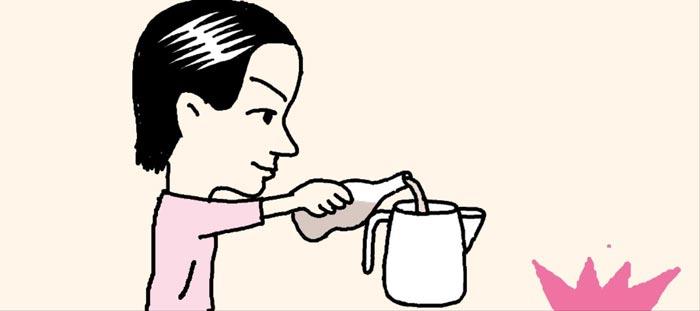 [리빙포인트] 전기포트 물때 말끔히 닦으려면