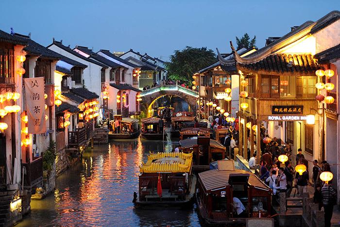 중국 옛거리 따라 '지붕 없는 박물관'을 거닐다
