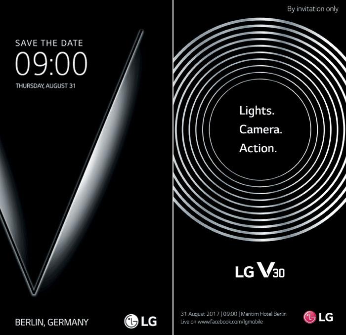 LG전략 스마트폰 V30 이달 말 공개